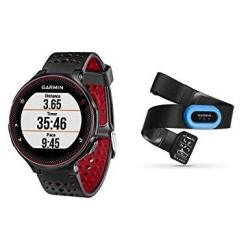 Garmin Forerunner 235 - Marsala And Hrm-tri Heart Rate Monitor