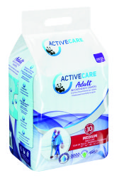 Active Care Adult Diapers Medium - 10S