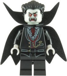 Lego Monster Fighters: Lord Vampyre Minifigure