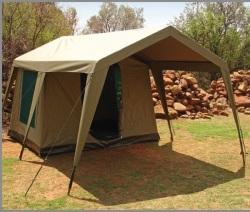 Bushtec - Gold Range Chalet Tent