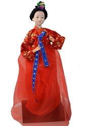 Korean Doll - Korean Toy- 30CM 12 Inch Tall - KR09