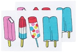Tattly Temporary Tattoos Popsicles 0.1 Ounce