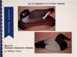 Miniature Decorative Patterns, Book VI: Blue Ribbon Pattern Series History of Ideas Series