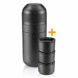 Wacaco Minipresso Kit Accessory For Portable Espresso Coffee Machine Minipresso Gr Larger Water Tank Double Espresso