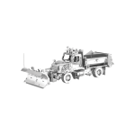 Metal Earth Freightliner 114SD Snow Plow