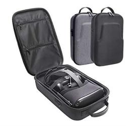 Oculus Quest Travel Case - Masiken Hard Eva Case For Oculus Quest All-in-one VR Gaming Headset Carrying Case Storage Bag