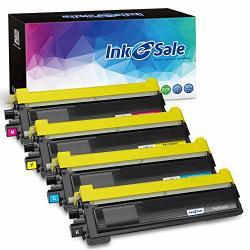 Ink E- Compatible Toner Cartridge Replacement For Brother TN210 K C M Y Color Set Use For Brother HL-3040CN HL-3045CN HL-3070CW HL-3075CW MFC-9010CN MFC-9120CN