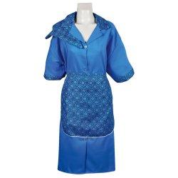 ETHNIX - 3 Piece Maid Set Batik Xlarge 6