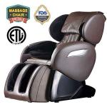 Massage Chair Zero Gravity Full Body Electric Shiatsu Ul Approved Massage Chair Recliner With Foot Rollers Built-in Heat Therapy