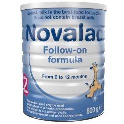 Novalac Follow-on Formula 800G NO.2