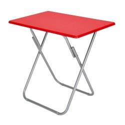 No Brand - Flip Folding Desk Red