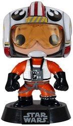 Funko Pop Star Wars Luke Skywalker X-wing Pilot Vinyl Bobble-head Figure