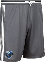 SLD Of The Adidas Group Adidas Mls Impact Montreal Men's Sideline Training Shorts XL Dark Grey