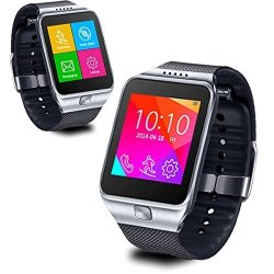 InDigi Swap 2- In -1 GSM Wireless Bluetooth Interconvertible Smartwatch - U