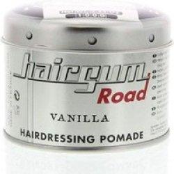 Hairgum Road Hairdressing Pomade - Vanilla 100G