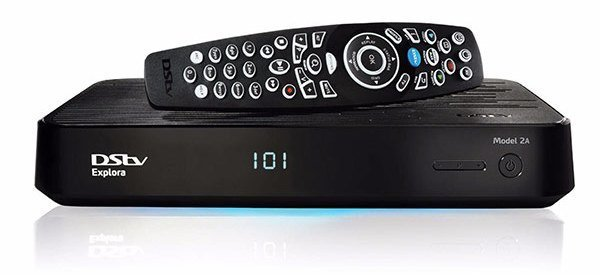 DStv Explora 2A Decoder Stand Alone