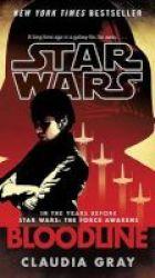 Bloodline Star Wars Paperback