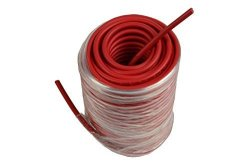 Temco 10 Awg Solar Panel Wire 100' Power Cable Red Ul 4703 Copper Made In Usa Pv Gauge