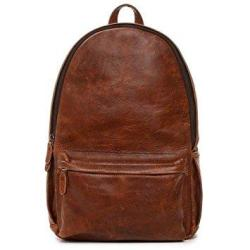 Ona - The Clifton - Camera Backpack - Antique Cognac Leather ONA046LBR