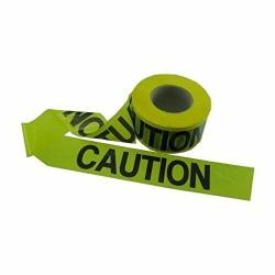 "Caution Barrier Tape 3"" X 1000'"