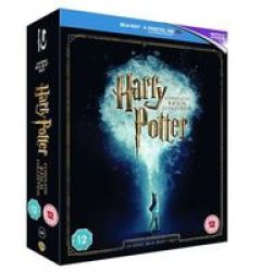 Harry Potter: Complete 8-film Collection Blu-ray Disc Boxed Set