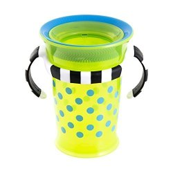 Sassy Trainer Cup 7OZ Green