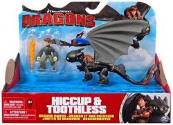 How To Train Your Dragon Dragon Riders Hiccup & Toothless