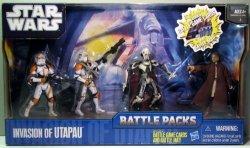 Hasbro Star Wars Battle Packs Utapau Invasion