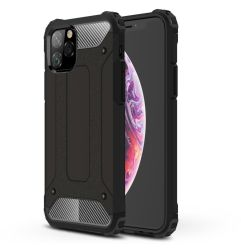 Tuff-Luv Tough Armour Layered Case For Apple Iphone 11 Pro - Black