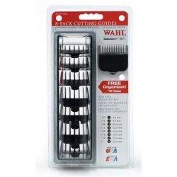 Wahl Black Haircutting Comb Set