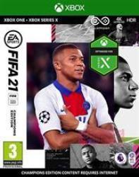 Xbox One Game Fifa 21 Champions Edition