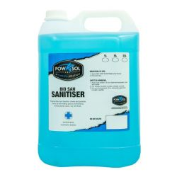 Powasol Bio San Sanitiser - 5L