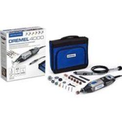 Dremel - 4000 Multi-tool