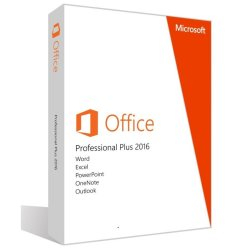 Microsoft Office 2016 Professional Plus For 1 User On 1 Device