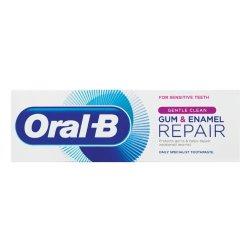 Oral B Gum & Enamel Repair Gentle Clean 75ML
