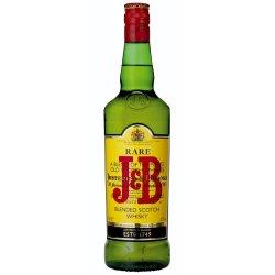 J&B - Rare Blended Whiskey 750ML