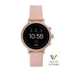 Fossil Venture HR Gen 4 FTW6056 Pink Women's Smartwatch