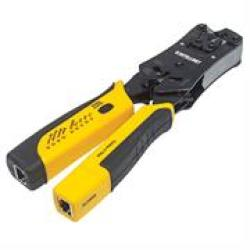 Intellinet Crimp Tool And Cable Tester RJ11