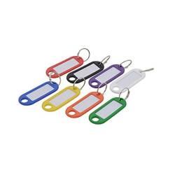 Fortis Plastic Keytag Pack Of 25