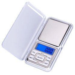 Pocket Mini Calibration 500g Digital Scale Tool Jewelry Gold Balance Weight Gram With Lcd Display