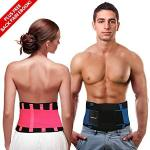 Back Brace Support Belt Back Support For Men & Women With Adjustable Straps Provides Back Pain Relief Sciatica Relief Lumbar Sup