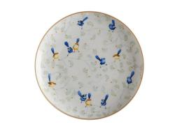 Maxwell & Williams Cashmere Wrens And Friends Plate 20CM White