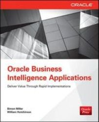 Oracle Business Intelligence Applications Paperback Ed
