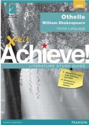 X-kit Achieve X-kit Literature Series Othello - Grade 8-12