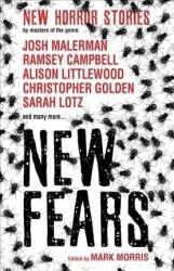 New Fears - New Horror Stories By Masters Of The Genre Paperback