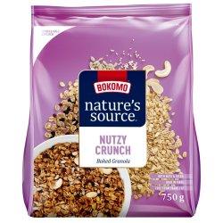 NATURE SOURCE Muesli Muesli Nutzy Crunch Muesli 750 G