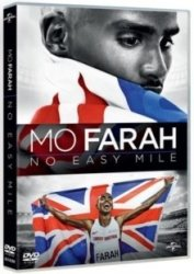 Mo Farah: No Easy Mile Dvd