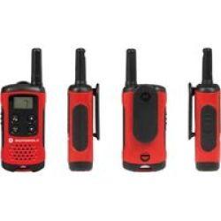Motorola Tlkr T40 Walkie Talkie Twin Pack