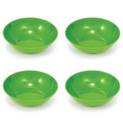 GSI Outdoors Cascadian Bowl Set Of 4 - Green