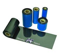"Thermal Transfer Ribbon By Accurate Films For Sato Printer Box Of 6 4.33"" X 1345' 110MM X 410M 1"" Core Black. Multi Purpose Resin"